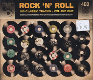 Rock 'N' Roll: 100 Classic Tracks CD
