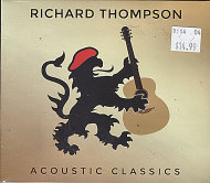 Richard Thompson CD