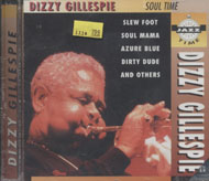 Dizzy Gillespie CD