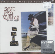 Stevie Ray Vaughan CD