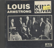 Louis Armstrong And King Oliver CD