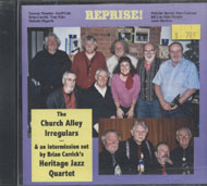 The Church Alley Irregulars CD