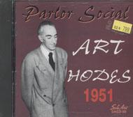 Art Hodes CD