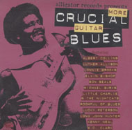 More Crucial Guitar Blues CD