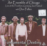 The Art Ensemble of Chicago CD