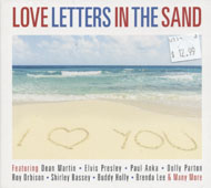 Love Letters In The Sand CD