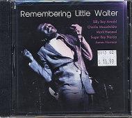 Remembering Little Walter CD