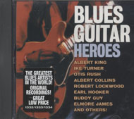Blues Guitar Heroes CD