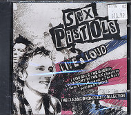 The Sex Pistols CD
