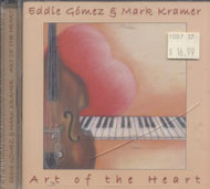 Eddie Gomez & Mark Kramer CD