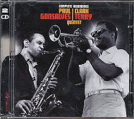 Paul Gonsalves / Clark Terry Quintet CD
