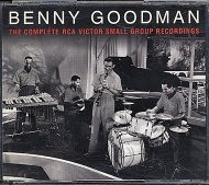 Benny Goodman Trio And Quartet CD