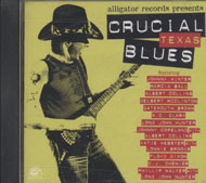Crucial Texas Blues CD