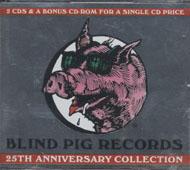 Blind Pig Records CD