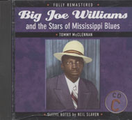 Big Joe Williams CD