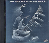 The Son Seals Blues Band CD