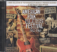 The American Folk Blues Festival (1962-1966) CD