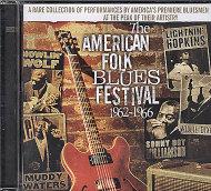 The American Folk Blues Festival (1962-1966) CD