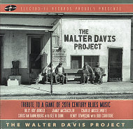 The Walter Davis Project CD