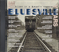 Bluesville: Blues Is A Heart's Sorrow: Vol. 11 CD