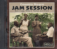 Country Negro Jam Session CD