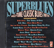 Superblues: All - Time Classic Blues Hits: Volume One CD