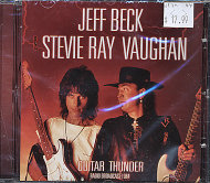 Jeff Beck & Stevie Ray Vaughan CD