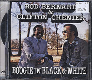 Rod Bernard & Clifton Chenier CD