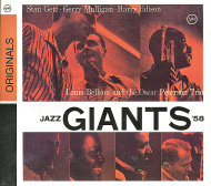 Jazz Giants '58 CD