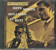 Gerry Mulligan / Stan Getz CD