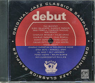 Original Jazz Classics Sampler: Debut/ Period CD