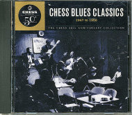 Chess Blues Classics: 1947 to 1956 CD