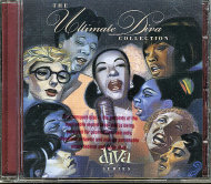 Ultimate Diva Collection CD