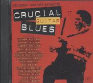 Crucial Blues: Guitar CD