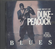 The Best Of Duke - Peacock Blues CD