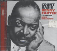 Count Basie / Benny Carter CD