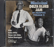 Mississippi Delta Blues Jam In Memphis CD