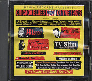 Chicago Blues Of The 1960's CD