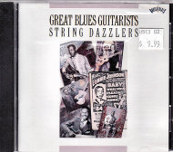 Great Blues Guitarists CD