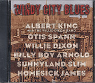 Windy City Blues CD