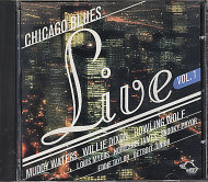 Chicago Blues Live Vol. 1 CD
