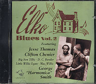 Elko Blues CD