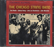 The Chicago String Band CD