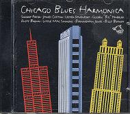 Chicago Blues Harmonica CD