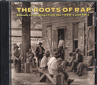 The Roots Of Rap CD
