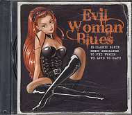 Evil Woman Blues CD