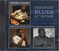 Chicago Blues At Home CD