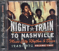 Night Train to Nashville CD