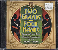 Two Grands - Four Hands CD