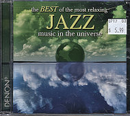 The Best Of The Most Relaxing Jazz Music In The Universe CD
